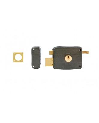Steel Door Rim Lock